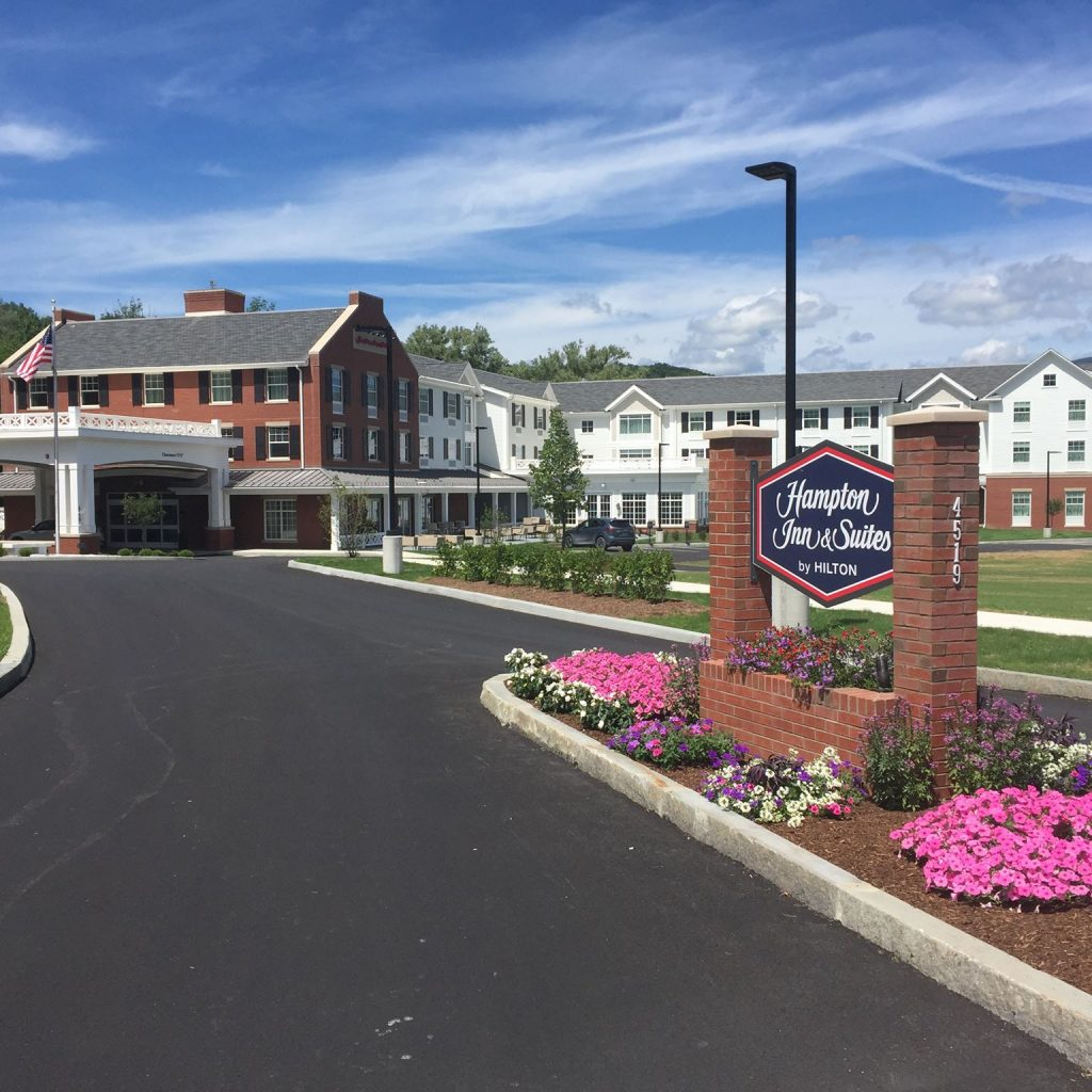 hampton inn and suites manchester vermont