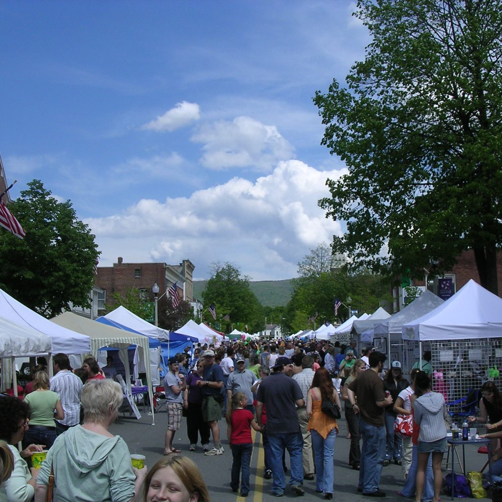mayfest craft festival bennington
