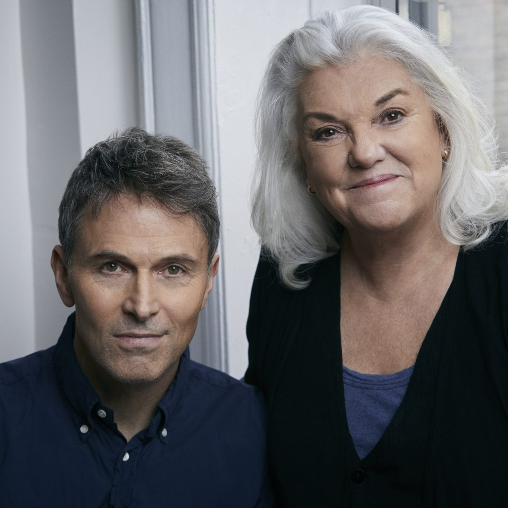 Tim Daly and Tyne Daly