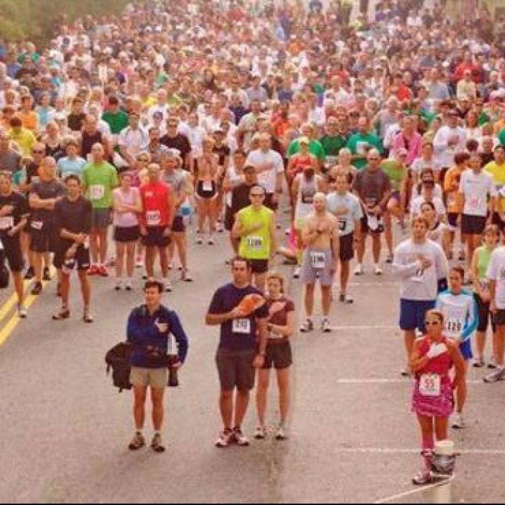 maple leaf half marathon