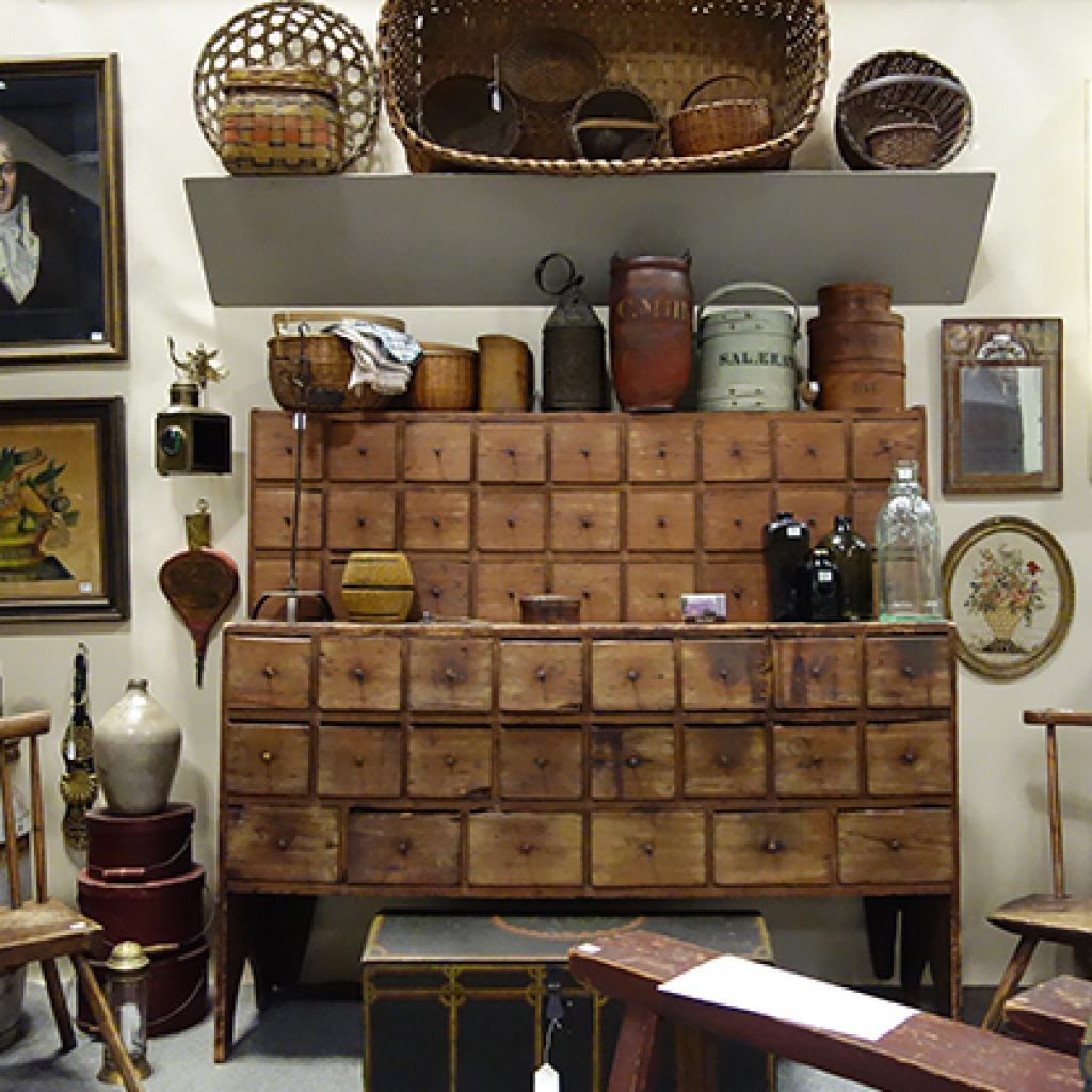 vermont antique dealers association show
