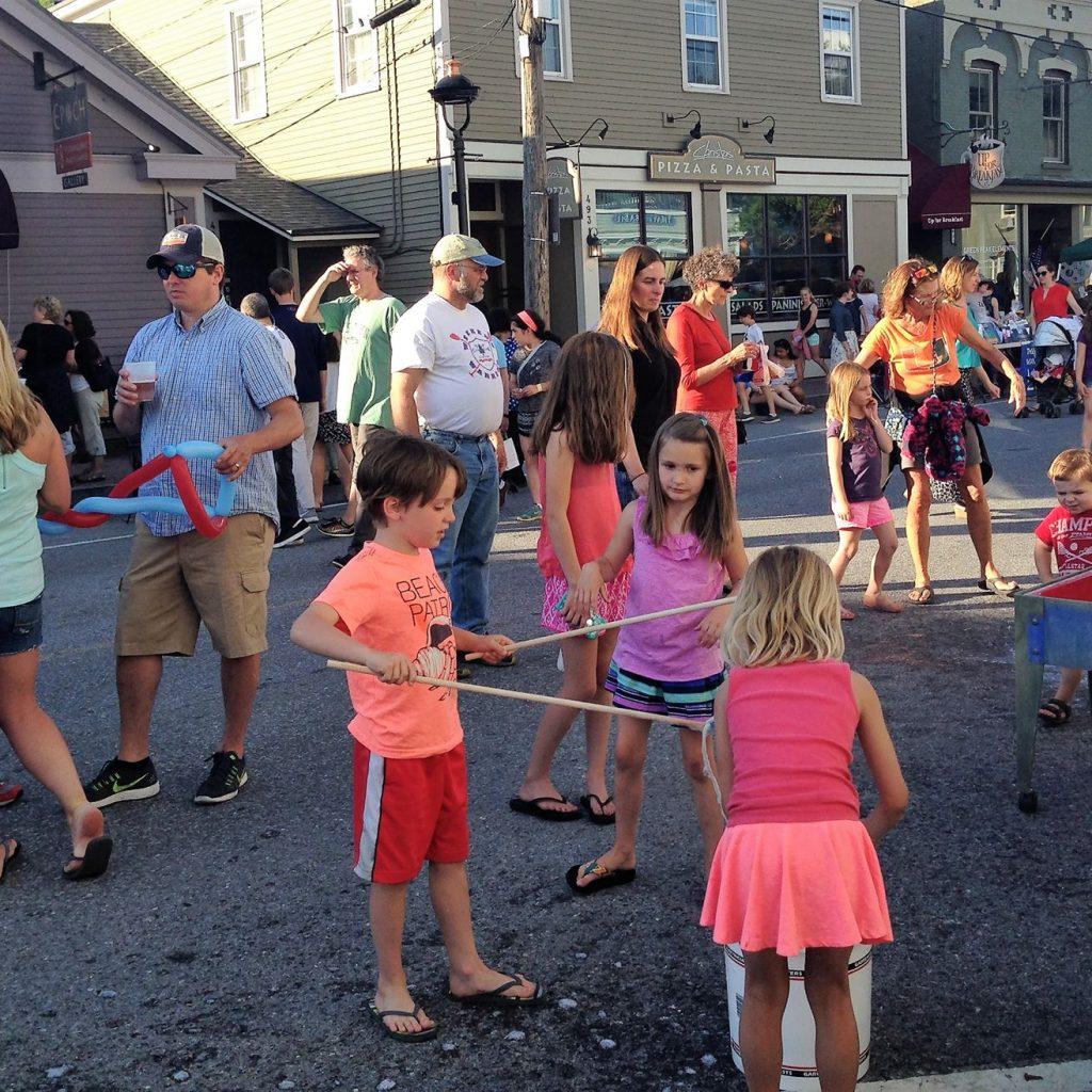 manchester vermont street fest