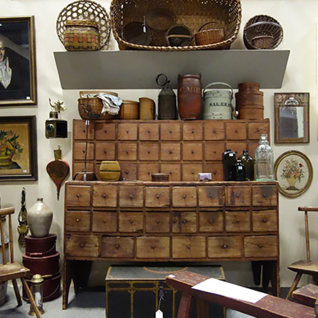 vermont antique dealers association show